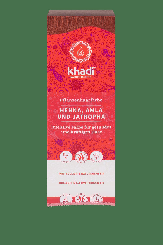 Növényi Hajfesték – Henna+amla+jatropha